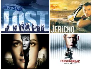 Imágenes de 4 series norte americanas