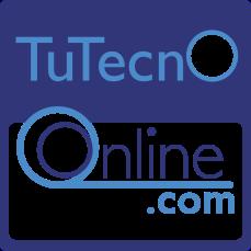 Logotipo de la tienda virtual Tutecnonline