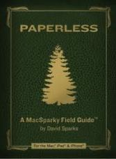 "Portada del libro ""Paperless"", de David Sparks"