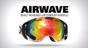 Foto de la máscara de esquí Airwave Goggle, de la marca Oaklay